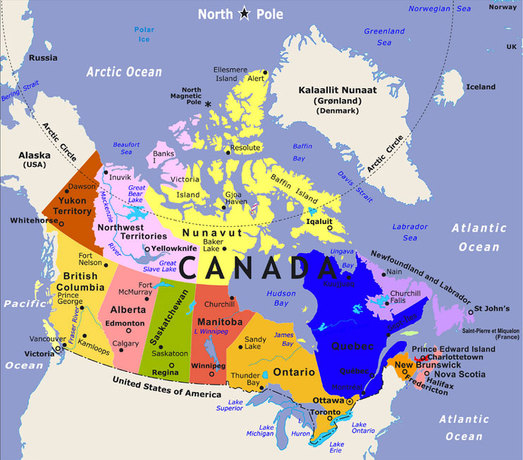 Map Of Canada Grade 6.Social Diary Of The Grade 6 Kids